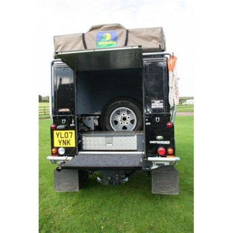110 DOUBLE CAB STANDARD BACK PLUS WITH 2 SIDE DOORS