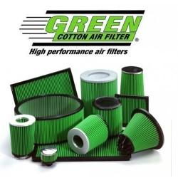 FILTRE A AIR GREEN POUR RANGE ROVER P38 2.5 TD/V8 4.0/4.6 jusqu'à 8/1996