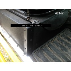 DEFENDER SEAT BOX CORNER PROTECTORS