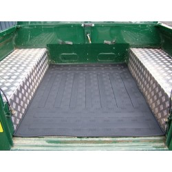 RUBBER MAT REAR LOADING COMPARTMENT FOR DEFENDER 90