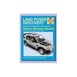 DISCOVERY 3 HAYNES MANUAL