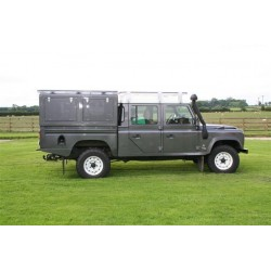 130 DOUBLE CAB STANDARD BACK PLUS WITH 4 SIDE DOORS