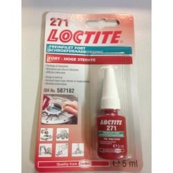 LOCTITE 271 5ML FREIN FILET FORT