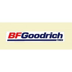 Autocollant BF GOODRICH Tires - 3.5x20cm