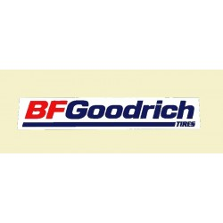 Sticker BF GOODRICH Tires - 3,5x20cm