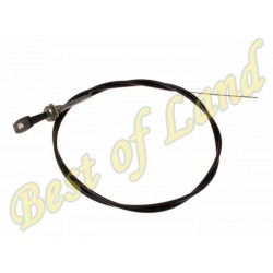 cable hood control DEFENDER 1996 to 1998