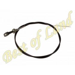 Cable ouverture capot DEFENDER - 1996 à 1998