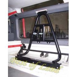 Defender internal wheel carrier