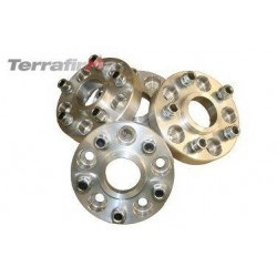 30 MM WHEEL SPACERS KIT TERRAFIRMA