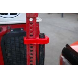 Isolateur rouge pour cric Hi-Lift