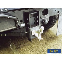ADJUSTABLE DROP PLATE FOR DEFENDER 110 TD5 AND TD4