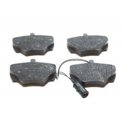 Brake pads rear RRc and DISCO 200TDI/V8 - MINTEX