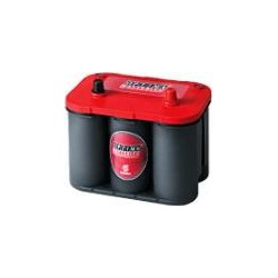 Red Optima battery