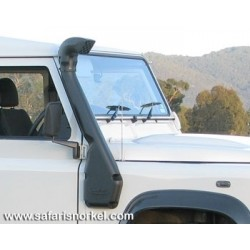 Def 300Tdi  LHD Safari raised air intake
