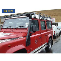 DEFENDER V8 SAFARI RAISED AIR INTAKE