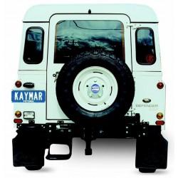 Kaymar spare wheel carrier Defender