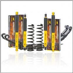 OME front shock absorber DISCO Td5/v8