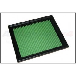 DISCOVERY 3/RANGE ROVER SPORT GREEN AIR FILTER