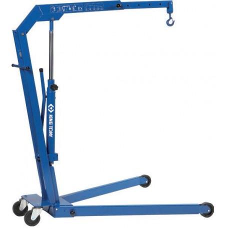1.1 T folding hydraulic engine crane/hoist/lift - KING TONY