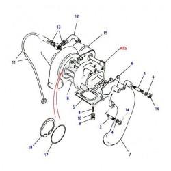 2.5 TD actuator assy - GENUINE