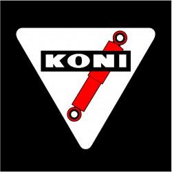 Amortisseur arrière bitube KONI HEAVY TRACK pour Discovery 2 - hauteur standard