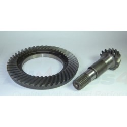 3.54 gear and pinion assy.