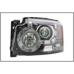 DISCOVERY 4 headlamp and flasher LH - VALEO