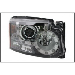 DISCOVERY 4 headlamp and flasher RH - VALEO