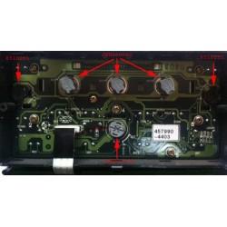 Ampoule d'éclairage de console de clim/chauffage de DISCOVERY TD5/V8 N1