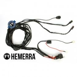 Câblage électrique pour barre à leds ETX-PRO et WORK-PRO