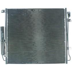 Condenseur de climatisation de DISCOVERY 3 et 4 - NISSENS