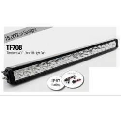 10w X 18 cree led light bar - TERRAFIRMA