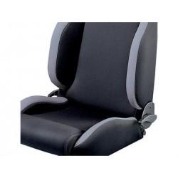 Siège SPARCO R100 pour DEFENDER - Tissu noir/gris