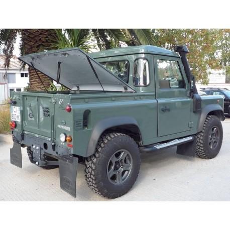 Defender 90 Pick Up Cover Tonneau Best Of Land