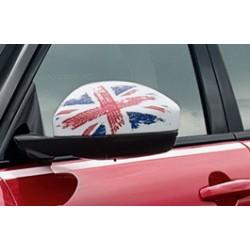 Kit coques de rétroviseur Union Jack pour EVOQUE - Couleur