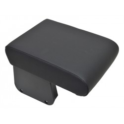 Accoudoir central en simili cuir noir pour DISCOVERY SPORT
