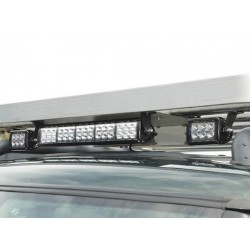 Led light bar 18 w - 120 mm
