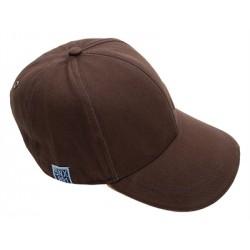 Casquette LAND ROVER marron