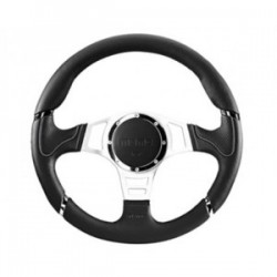MOMO Milenium sport style steering wheel for DEFENDER