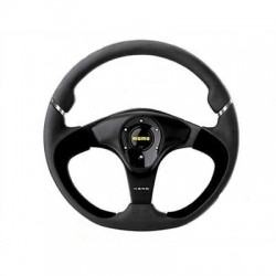 MOMO Nero style steering wheel for DEFENDER