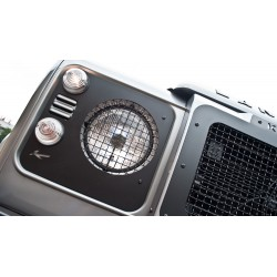 Defender Military Headlight Covers - Pair