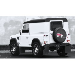Defender 90 TD4 Wide Track Arch Kit - KAHN