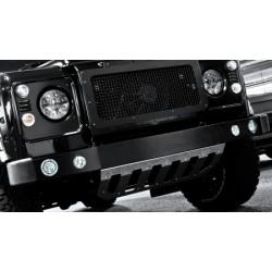 Defender Front Bumper With Lights - KAHN