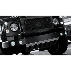 Defender Front Bumper With Lights
