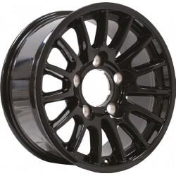 "Bowler 18"" Lightweight Wheels DEFENDER - Black"