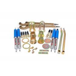 PRO SPORT MAXI disclocation kit + 5 cm for DEFENDER 110/130