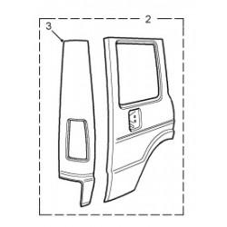 Aile arrière gauche de DISCOVERY 1 5 portes