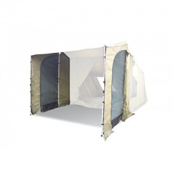 OZtent deluxe peaked side panels