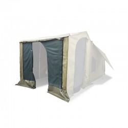 Porte d'auvent de tente OZtent RV3 et RV4