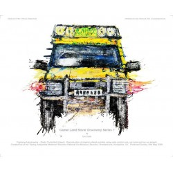 DISCOVERY CAMEL TROPHY by Ian Cook